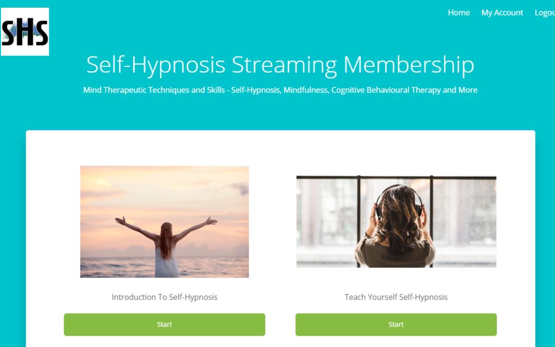 Self-Hypnosis Streaming Membership