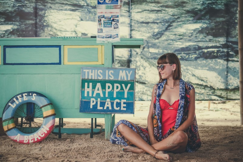 Happiness – Well Maybe