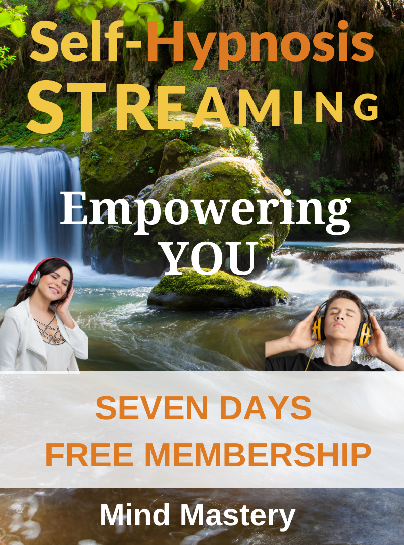 Self Hypnosis Streaming Empowering You